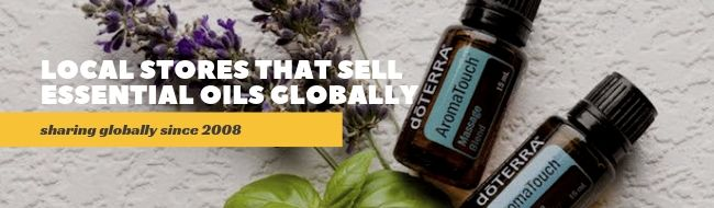 What stores sell essential oils online?