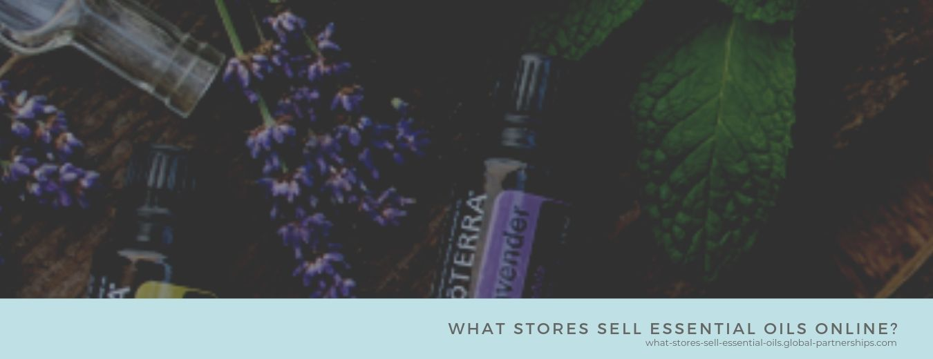 What stores sell essential oils